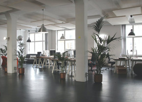 Open Floor Plan Offices and COVID-19