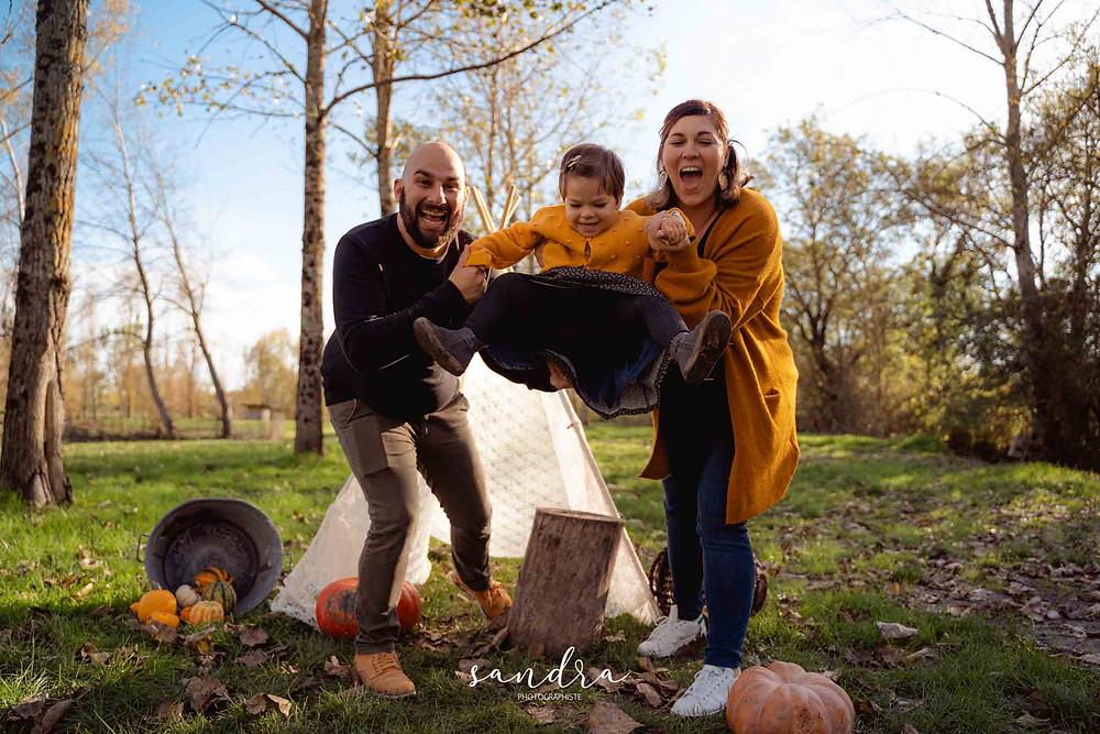photographe famille lifestyle en vendée