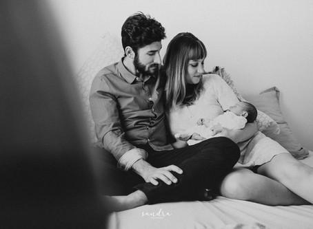 Séance naissance à domicile, lifestyle cocooning