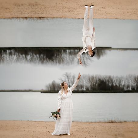 Se marier en hiver - Photographe de mariage à Luçon, Vendée (85)