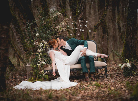 Un mariage en forêt à La Rochelle (17)
