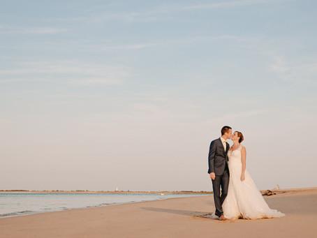 Un mariage coloré en Charente-maritime, Sandra & Alexandre