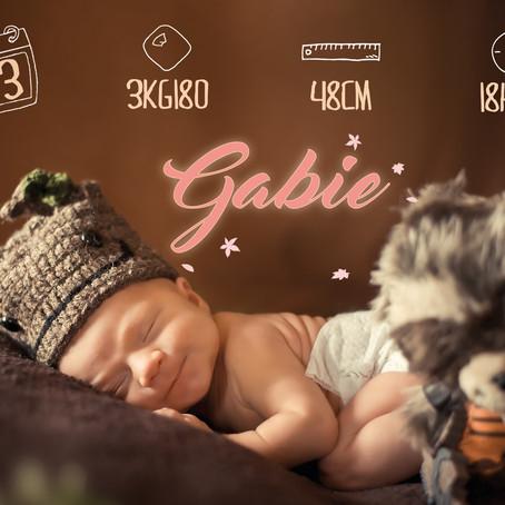 Gabie, une séance naissance à domicile en Vendée
