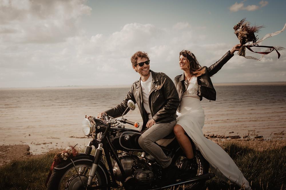 mariage rock la rochelle ile de ré vintage