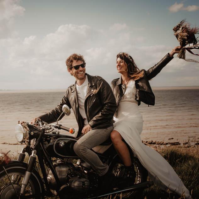 Votre photographe mariage Luçon