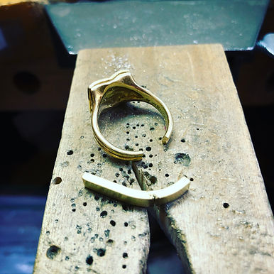 Ring sizings at Precious Metals Sudbury