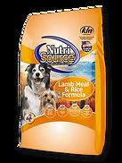 Lamb meal dog food