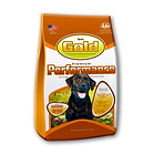gold performance dog