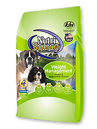 weight management dog food