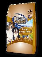 large breed dog feed