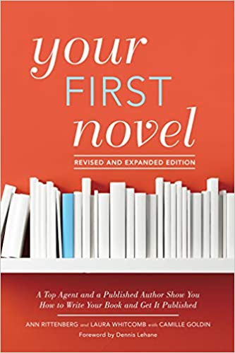 Your First Novel book about writing by assorted authors