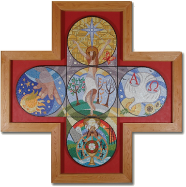 Holy Cross Mosaic