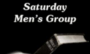 Saturday Men's Group Logo