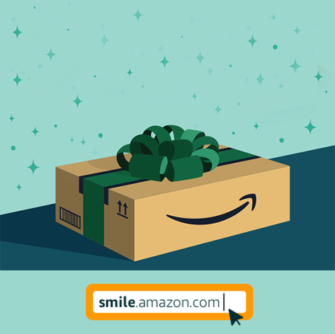 Donate with Amazon Smile