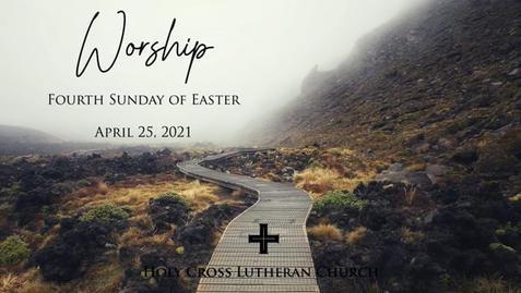 Sunday, April 25, 2021