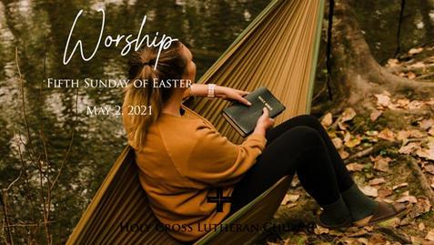 Sunday, May 2, 2021