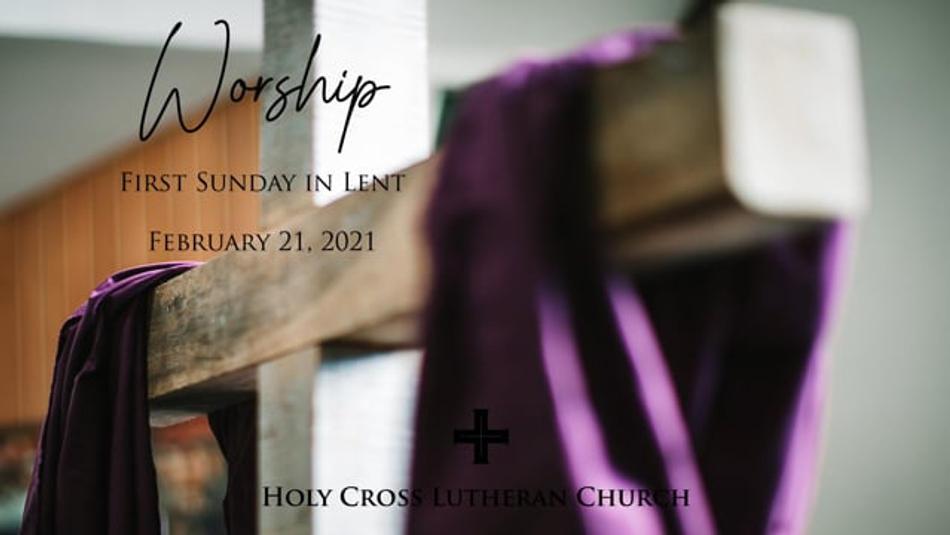 Sunday, February 21, 2021