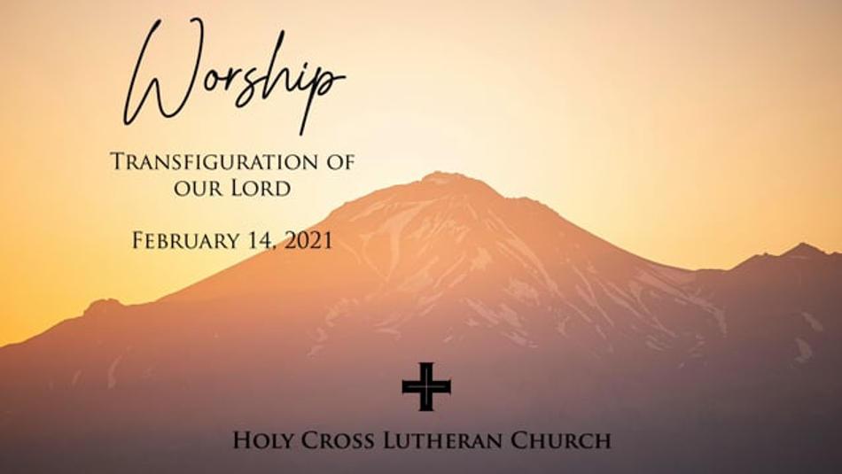 Sunday, February 14, 2021