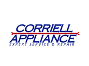 Corriell Appliance logo