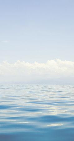平靜的海面