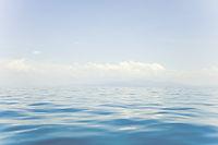 穏やかな海