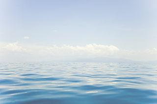lugnt hav