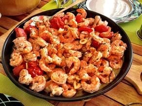 Savory Shrimp Stir Fry
