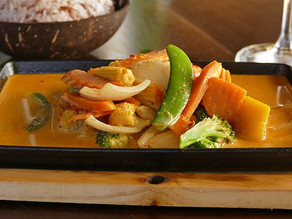 Cancer Fighting Vegetarian Curry