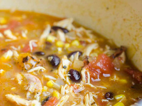 Cozy Chicken Tortilla Soup
