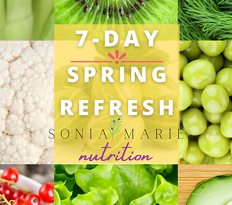7 Day Spring Refreshed