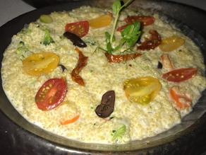 Creamy Vegetable Quinoa