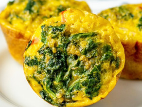 Quinoa & Kale Egg Muffins