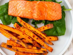 Healthy Fish n' Chips