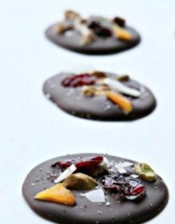 Dark Chocolate Power Bites