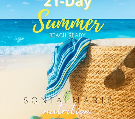 21-Day Summer Beach Ready