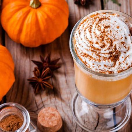 Guilt-Free Pumpkin Spice Latte