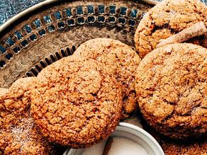 Coconut Shortbread Cookies
