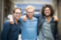 Maxime Alary, Malik Alary and Yannis Alary