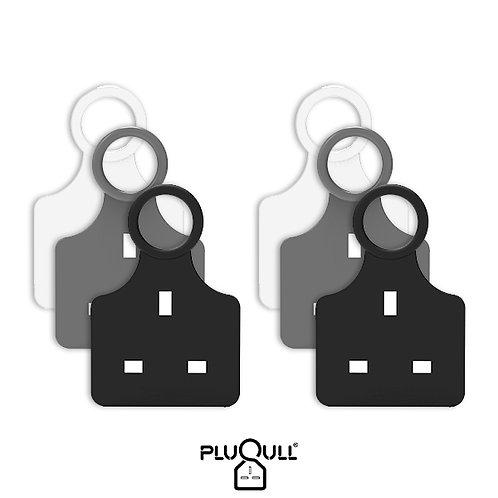 PLUGULL MONOTONE 6 PACK