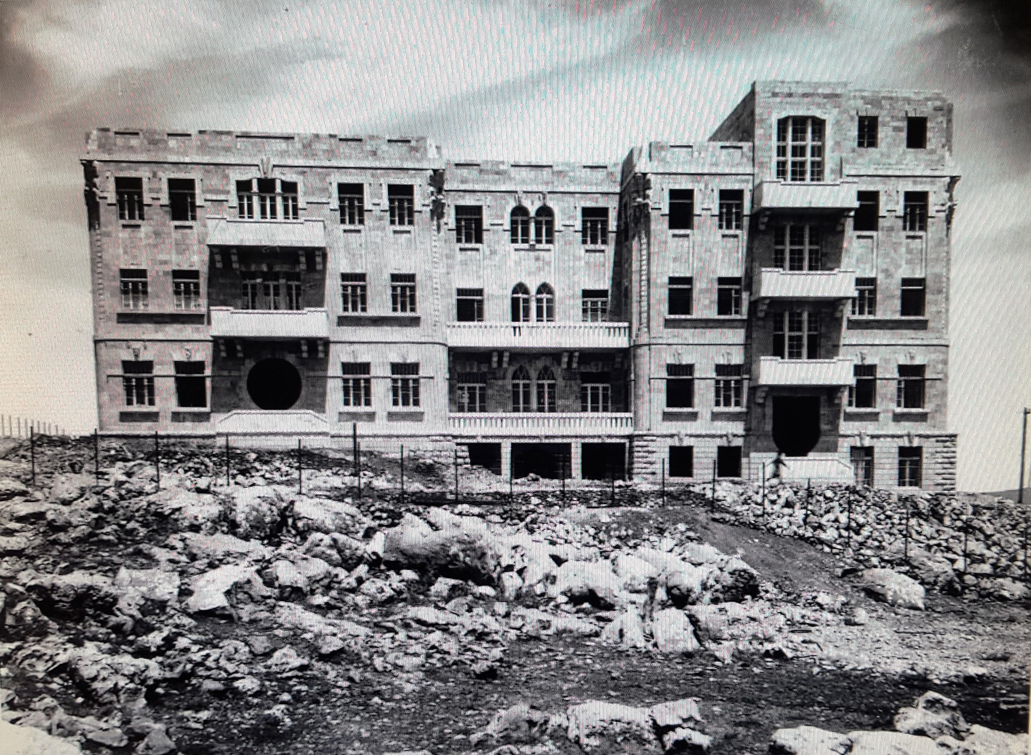 בית דיסקין | ירושלים