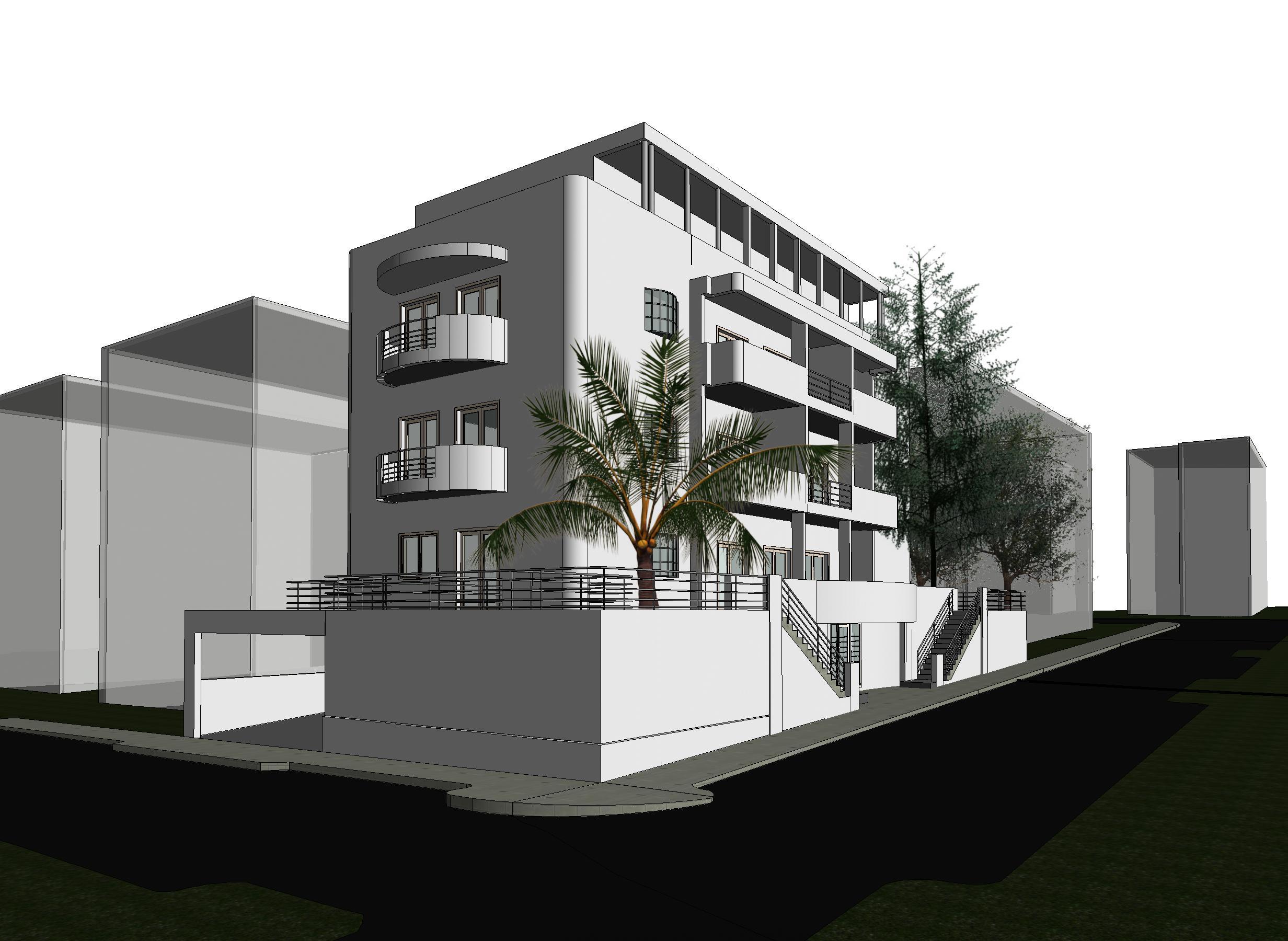 בית דונקלבלום | תל אביב