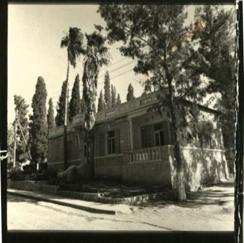 בית מינץ | גדרה