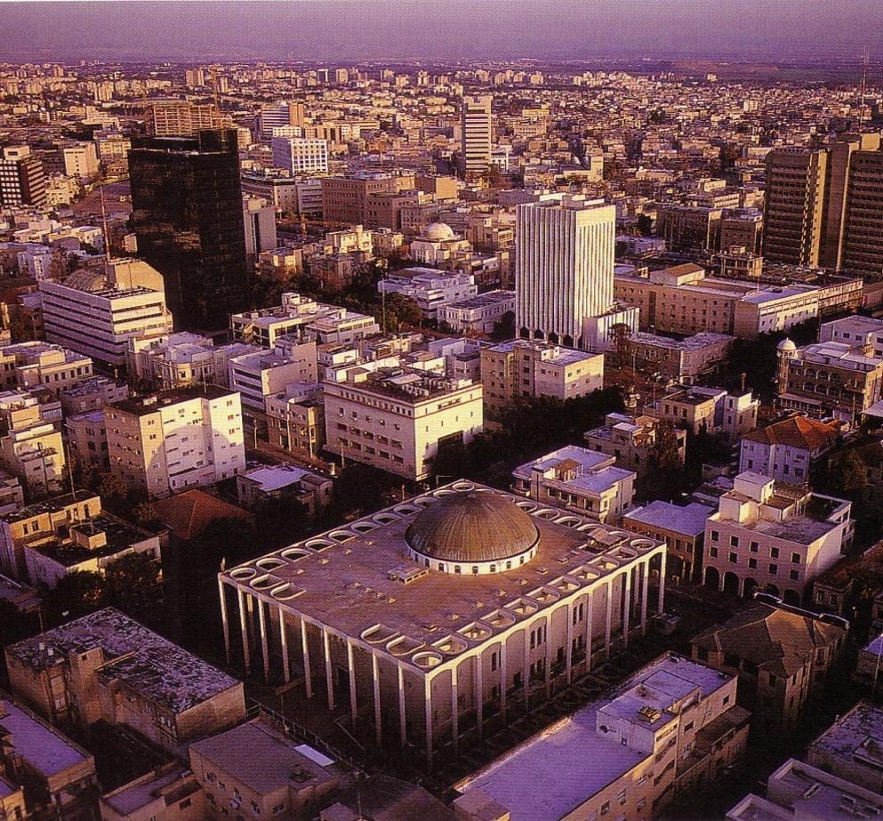 בית הכנסת הגדול | תל אביב