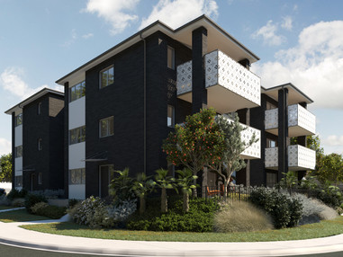 Clayton Apartment