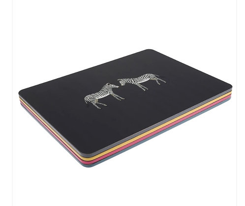 Placemats - zebra
