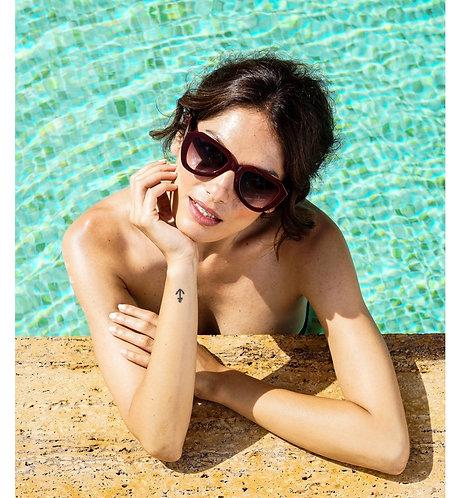 Giana sunglasses - plum
