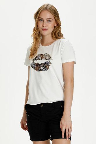 Gith T-Shirt-White