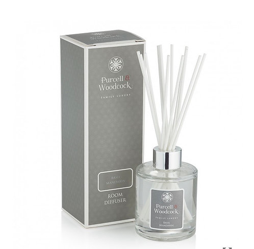 Purcell & Woodcock diffuser - Basil mandrin