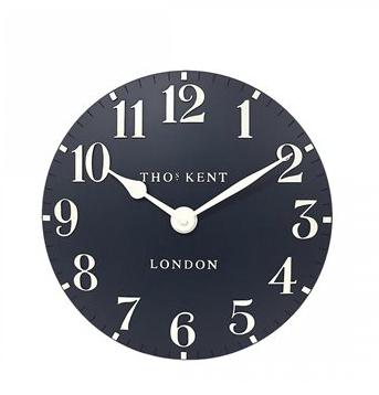 "12"" Wall clock - Ink"