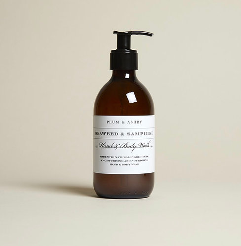 Seaweed & Samphire Hand & Body Wash